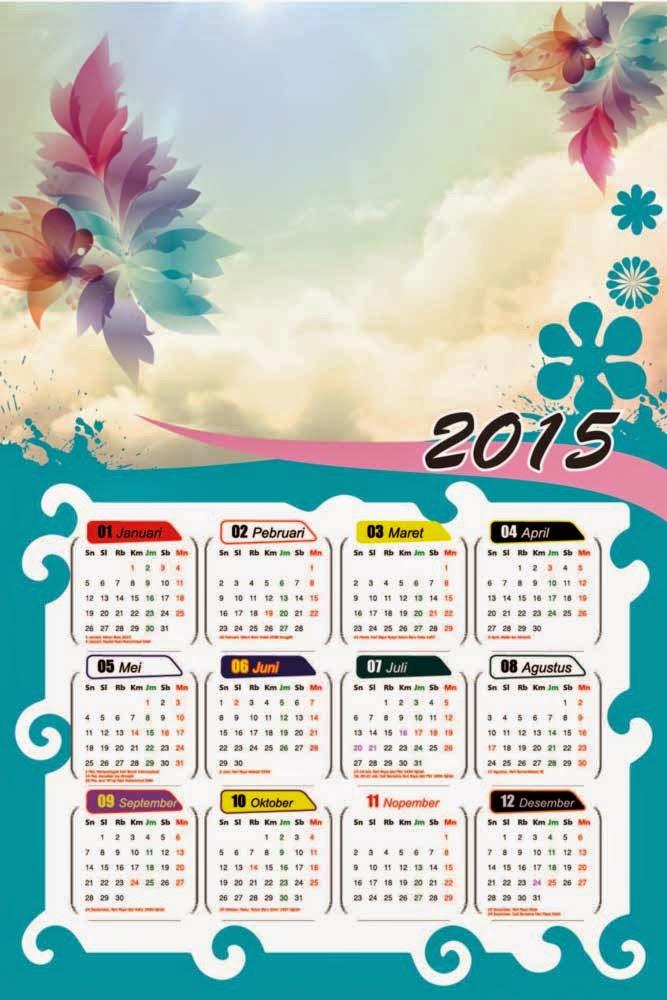 kalender-2015-01 Cetak kalender anak