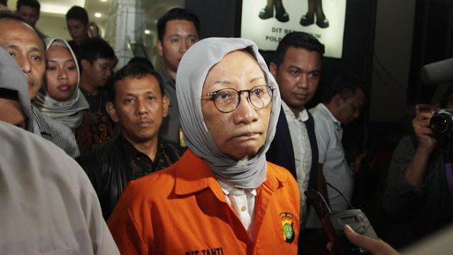 Polda Metro Jaya Tolak Permohonan Tahanan Kota Ratna Sarumpaet