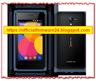 Symphony E78 Official Firmware/ Flash File Free Download