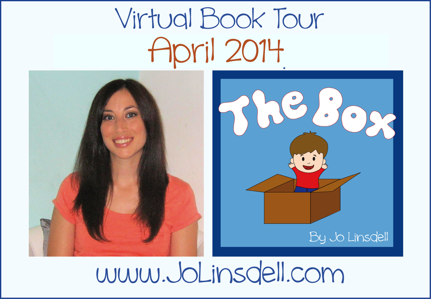 VBT banner, The Box by Jo Linsdell