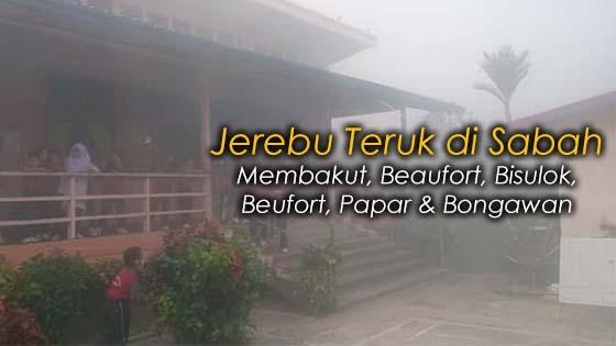 Keadaan Jerebu Teruk di Sabah yang Tidak Keluar di TV3