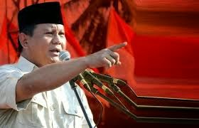 Prabowo Subianto Presiden RI ke 7