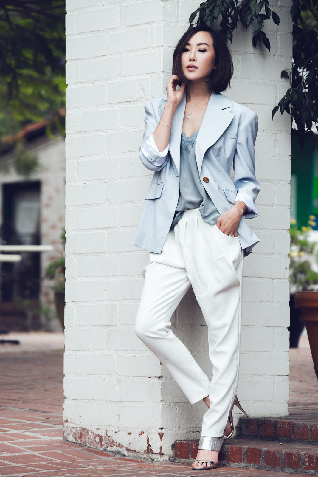 The Style Bloggers No 20 Chriselle Lim For The Diva Collection By Bulgari Cool Chic Style