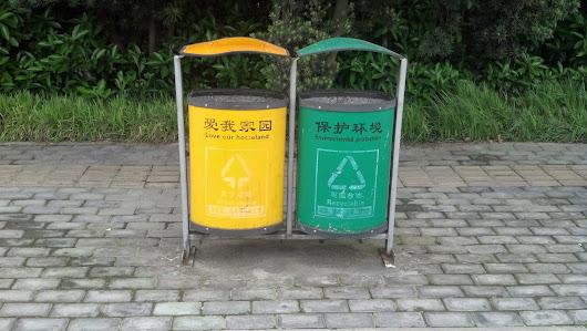 China Recycles Everything Everywhere