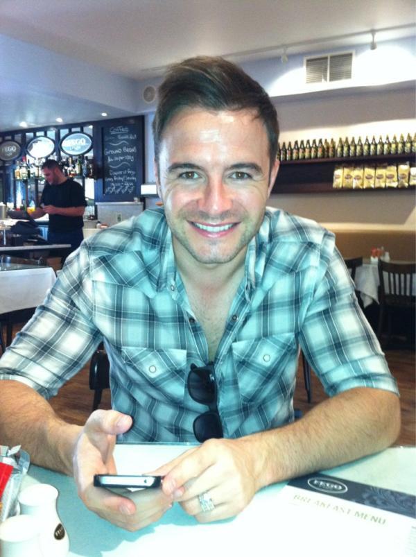 WESTLIFE FANCITE: Shane Filan