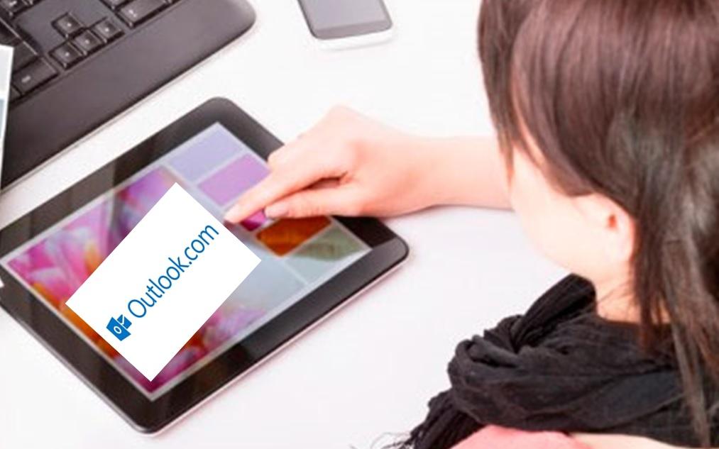personaliza tu cueta de Outlook.com