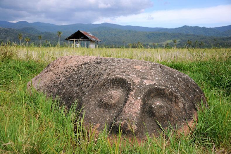 Los megalitos del Valle de Bada | Indonesia