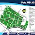 Gambar Peta Universitas Brawijaya (UB) terbaru 2017