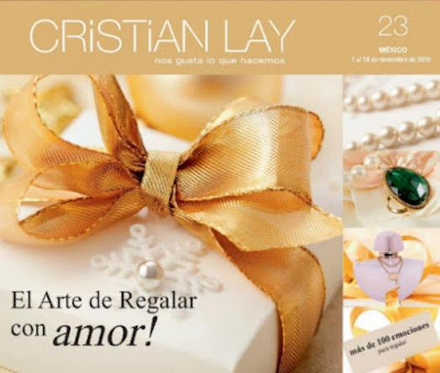 Catalogo 23 Cristian Lay 2016