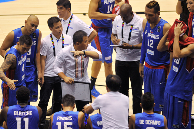 Gilas Pilipinas 5.0 Official 26-man Training Pool (2017) UPDATED