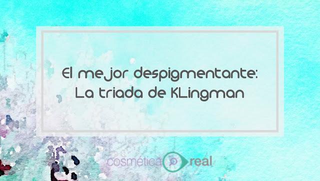 El mejor despigmentante Hidroquinona: La triada de Klingman