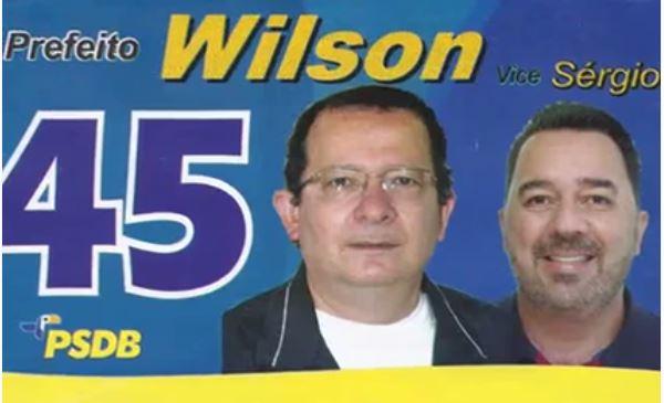 Wilson é eleito prefeito de Iguape