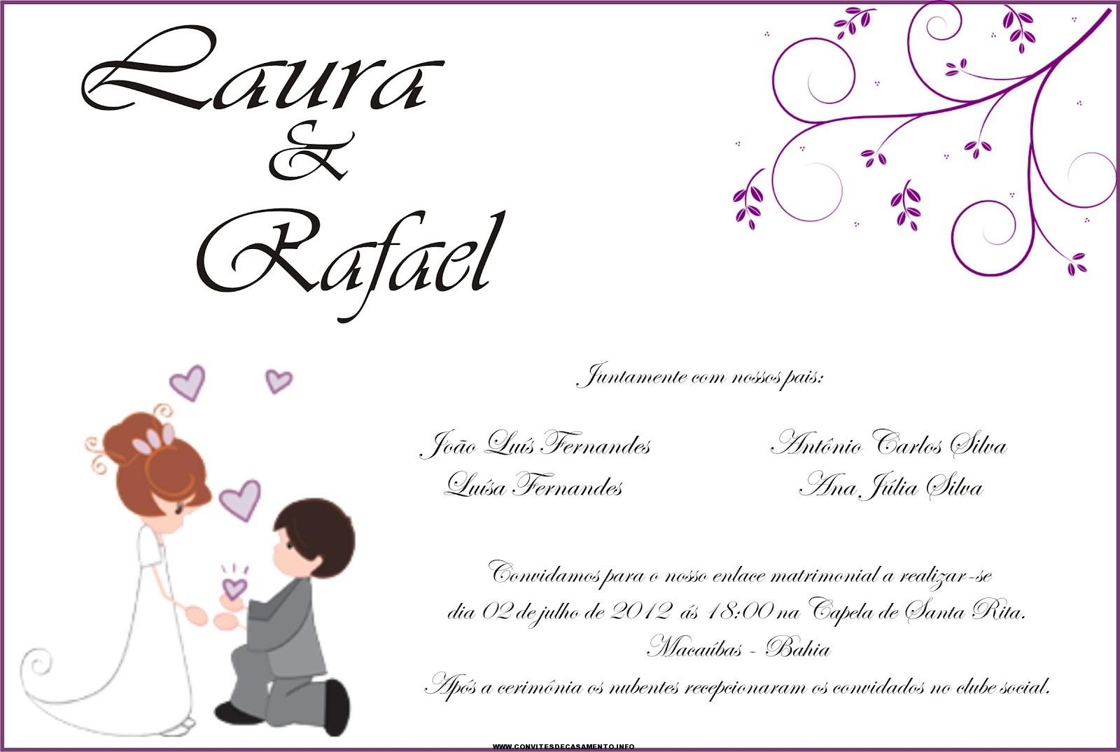 montar convites de casamento online dating