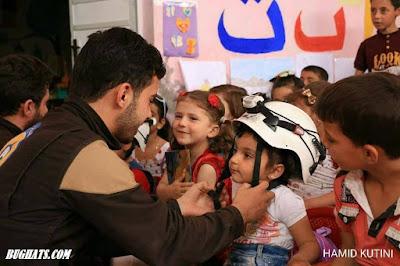 "<img src=""The White Helmets.jpg"" alt=""The White Helmets Of Syria ""SuperHero"" Rakyat Syria "">"