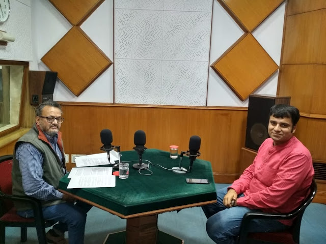 A discussion with film critic Arnab Banerjee on the 50th edition of IFFI  for All India Radio