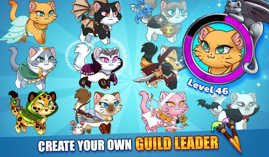 Castle Cats Mod Apk Android