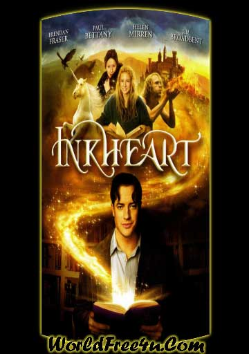 Poster Of Inkheart (2008) Full Movie Hindi Dubbed Free Download Watch Online At worldfree4u.com