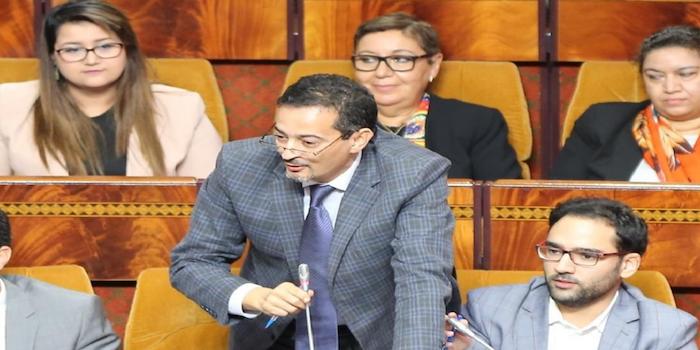 المهاجري: الوزير المكلف بالشؤون العامة والحكامة يلعب دور الوساطة المضرة بمصلحة المغاربة