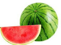 khasiat buah semangka