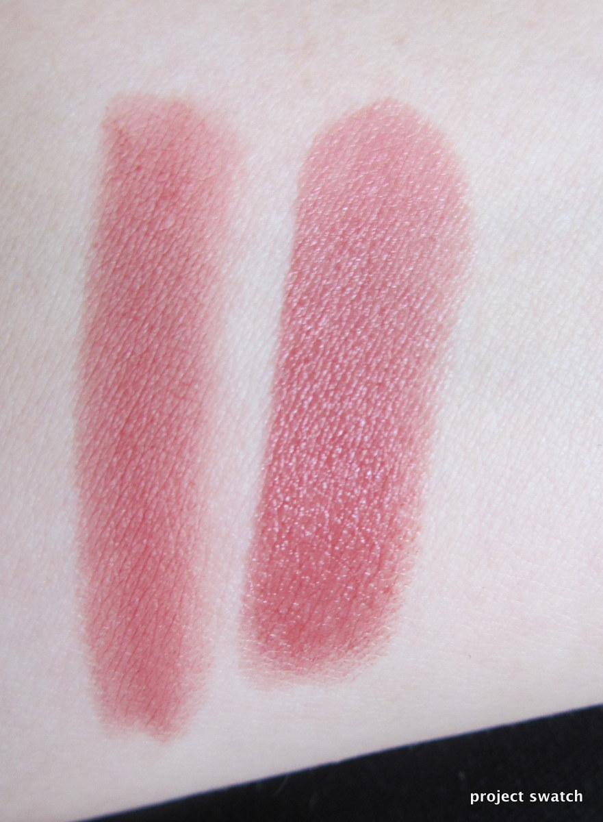 NARS Dolce Vita Velvet Matte Lip Pencil Review, Swatches