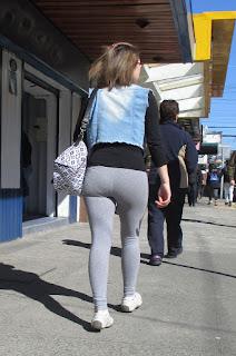 fotos chicas pantalones yoga