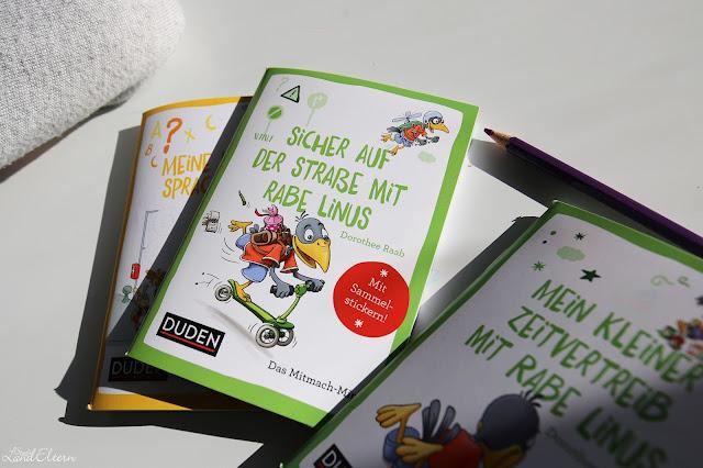 stadtlandeltern - Duden Minis - Spaß beim Lernen für Kinder - Rezension