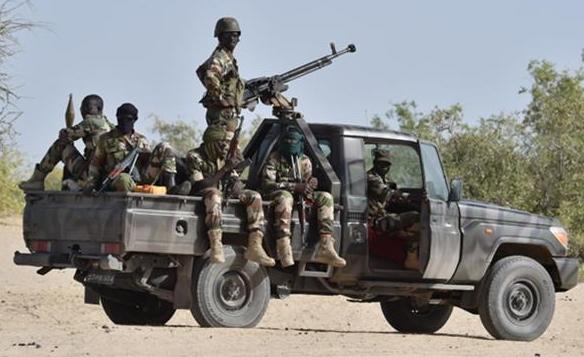 boko haram kills 4 soldiers gulumba borno state