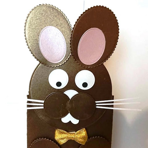 Make your own Benny the Bunny Easter Box