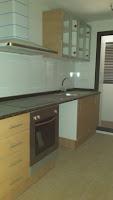 venta duplex gran via castellon cocina