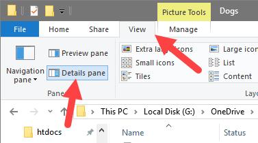 Cara memberi tag pada file di windows dari details pane-gambar 1