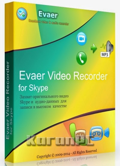 Evaer Video Recorder for Skype 1.6.2.65 + Key
