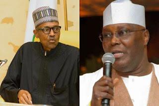 News: Buhari fires back over Atiku's comment on US ban