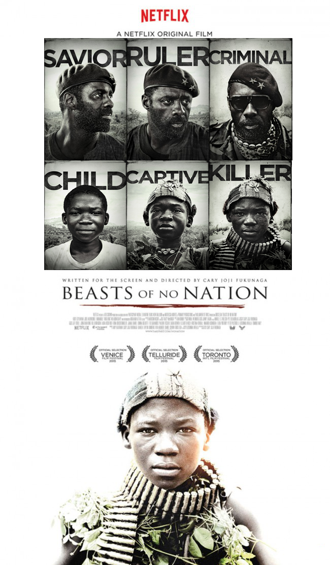 Nonton Film Beasts of No Nation (2015)