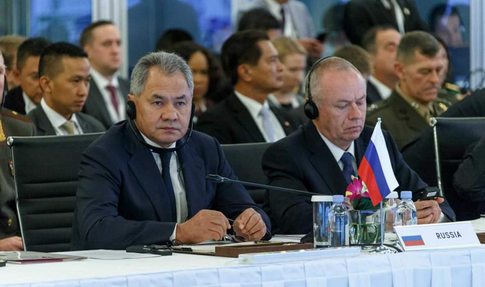 Rusia siap membantu memperkuat kemampuan tempur ASEAN dan mitra