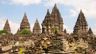 TEMPLE TOURS  OF YOGYAKARTA