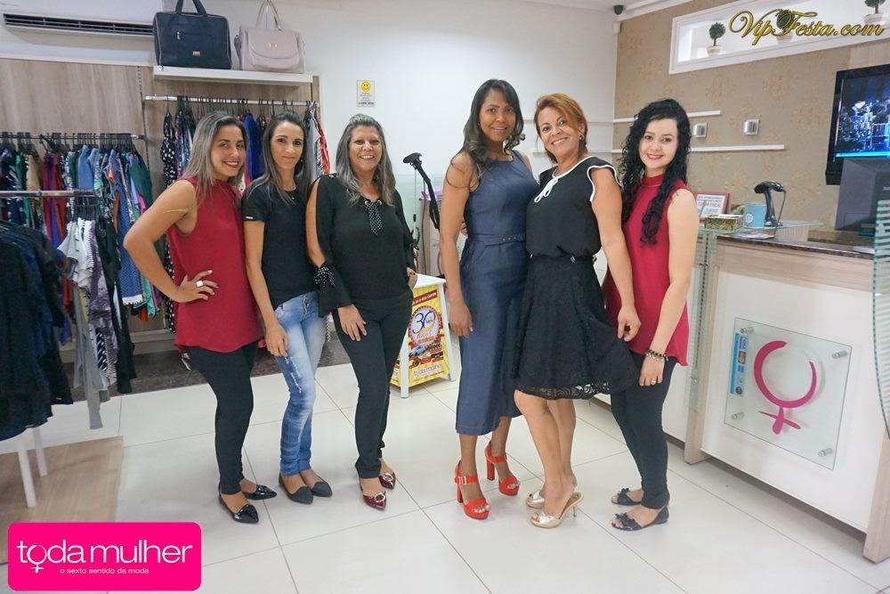 2684410c6d03 Coquetel de lançamento das lindas novidades da Coleção Primavera/Verão 2016/2017  na loja Toda Mulher em Ji-Paraná, realizada no último sábado de 27 de ...