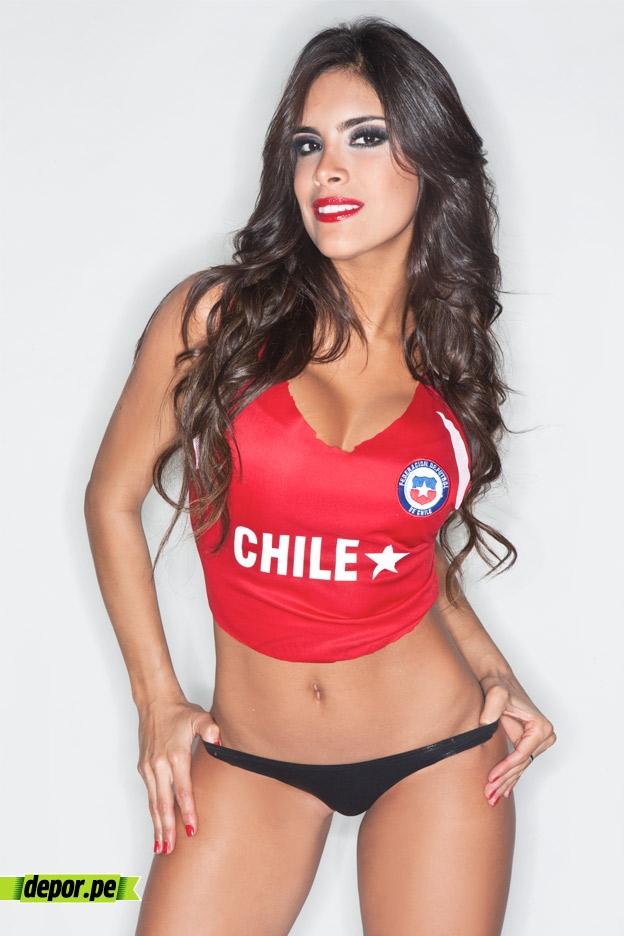 Jessica Barrantes - Galeria 2 Foto 1