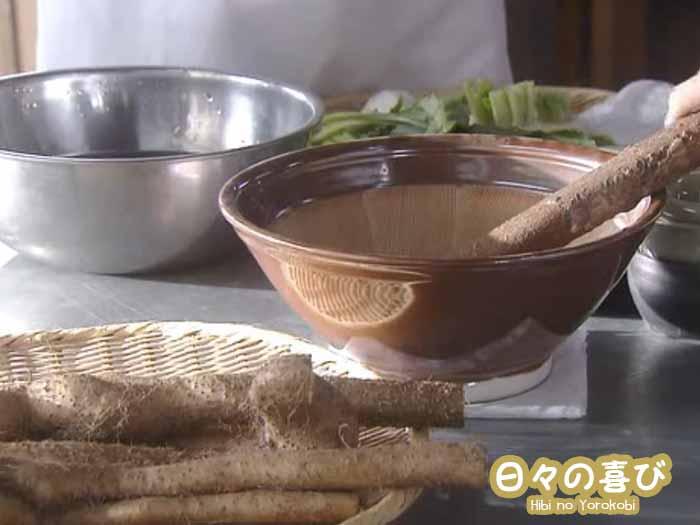 ingrédients ustensiles japonais traditionnels osen drama