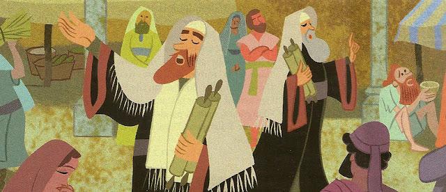 Jésus contre les pharisiens