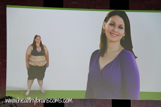 Meeting abc's extreme makeover: Weight loss edition star