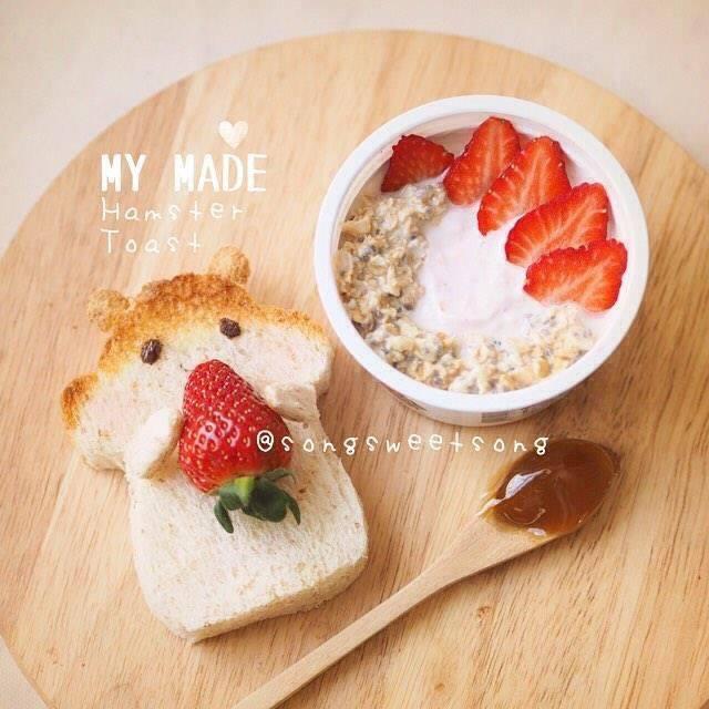 8 Desain bekal roti unik lucu dan menggemaskan untuk anak