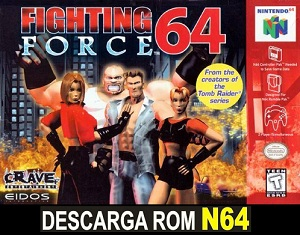 Fighting Force 64 64 n64