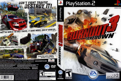 Download Burnout 3 Takedown PS2 PC ISO