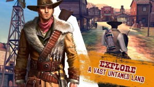 Download Six-Guns MOD APK v2.9.1f for Android HACK (Unlimited Money) Gang Showdown Terbaru 2018