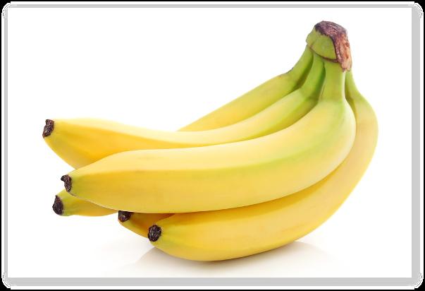 Bananele ajuta inima si regleaza digestia