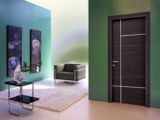 interior doors for small spaces
