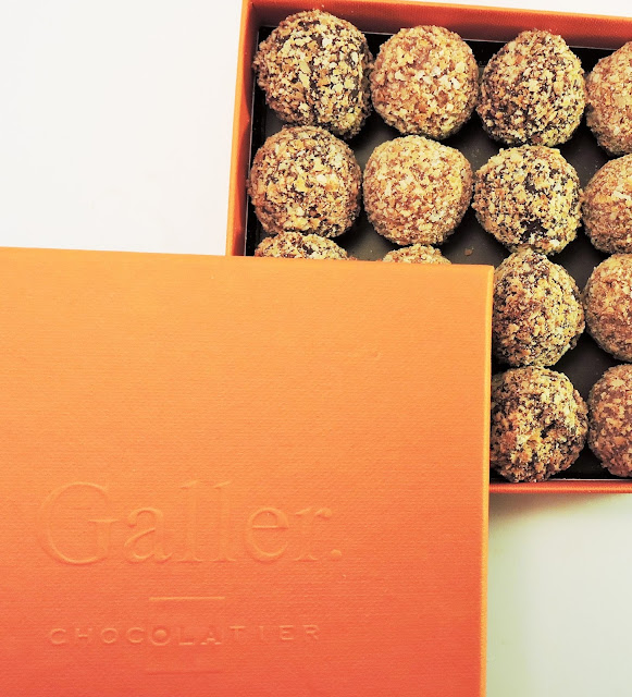 Truffes au whisky Galler