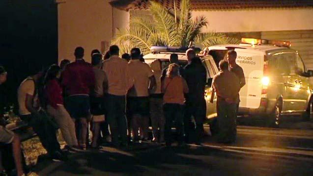 Un joven de 15 años de Buen Lugar, muere electrocutado en Firgas, Gran Canaria