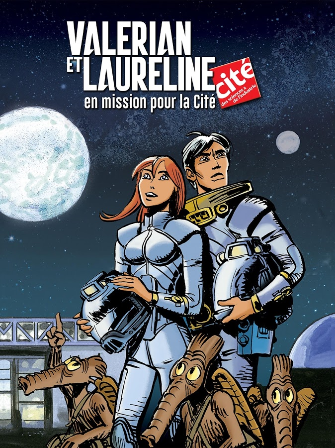 Valerian Und Laureline