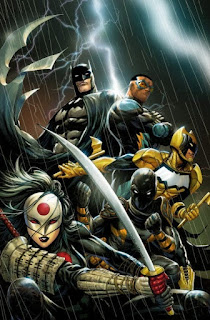 "Cómics: En diciembre vuelve ""Batman and the Outsiders"""